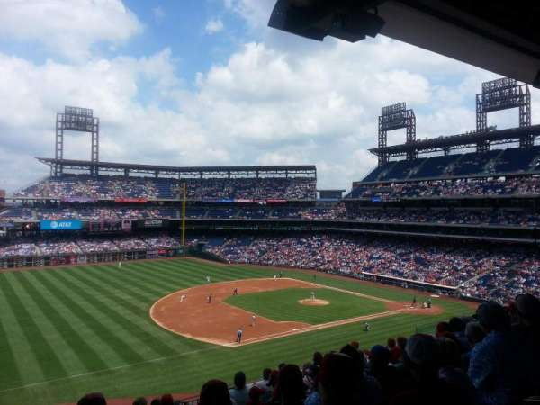 Citizens Bank Park, section: 232, row: 9, seat: 20