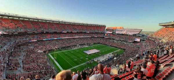 FirstEnergy Stadium, section: 503, row: 17, seat: 2