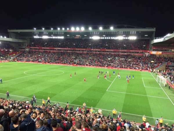 Anfield, section: L16, row: 36, seat: 0215