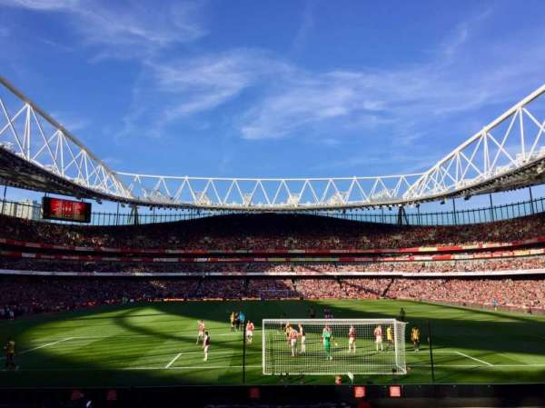 Emirates Stadium, section: 25, row: 14