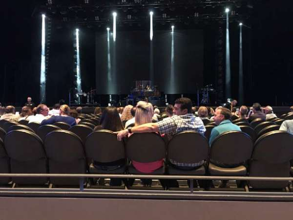 Smart Financial Centre, section: 103, row: L, seat: 15