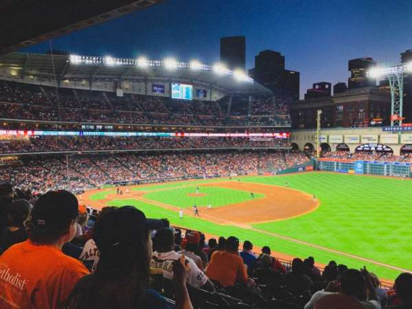 Minute Maid Park, section: 230, row: 10, seat: 14