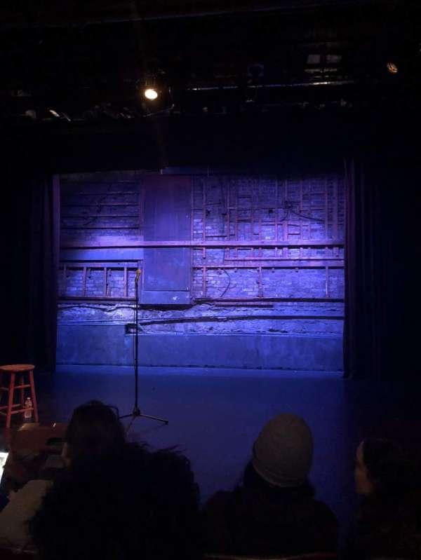 Theater 80 Saint Marks, row: 3, seat: 12