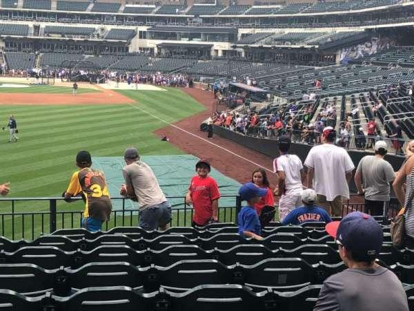 Citi Field, section: 134, row: 5, seat: 5