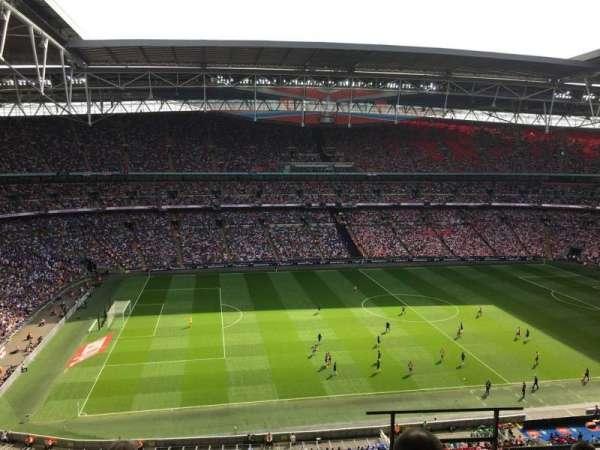 Wembley Stadium, section: 503, row: 5, seat: 78