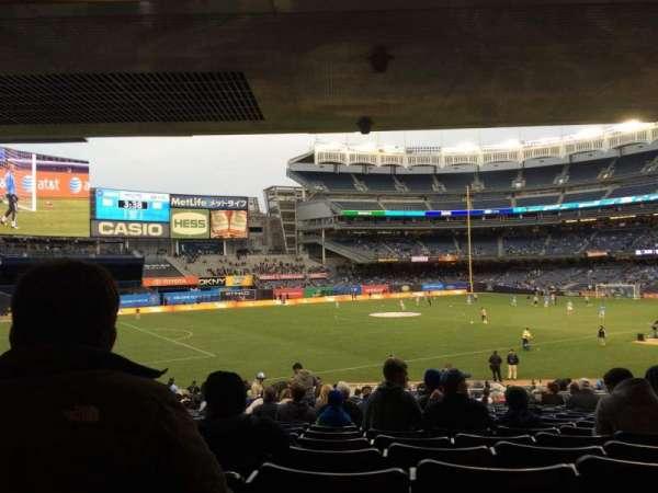 Yankee Stadium Section 129 Home Of New York Yankees New
