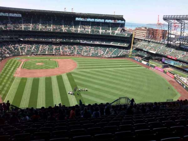 T-Mobile Park, section: 308, row: 25 12