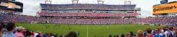 Nissan Stadium, section: 135, row: K, seat: 13