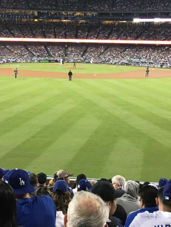 Dodger Stadium, section: 314PL, row: N, seat: 10
