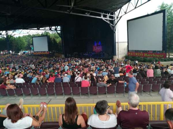 Jiffy Lube Live, section: 301, row: D, seat: 28