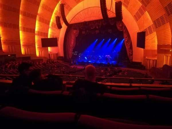 Radio City Music Hall, section: 1st Mezzanine 1, row: B, seat: 101