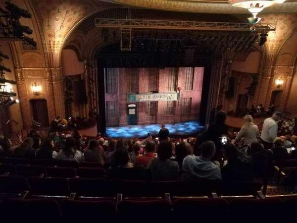 Al Hirschfeld Theatre, section: MEZZL, row: S, seat: 9