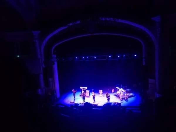 Orpheum Theatre (Boston), section: BALC, row: H, seat: 108
