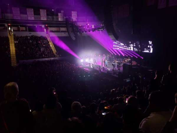 Agganis Arena, section: 102, row: M, seat: 21