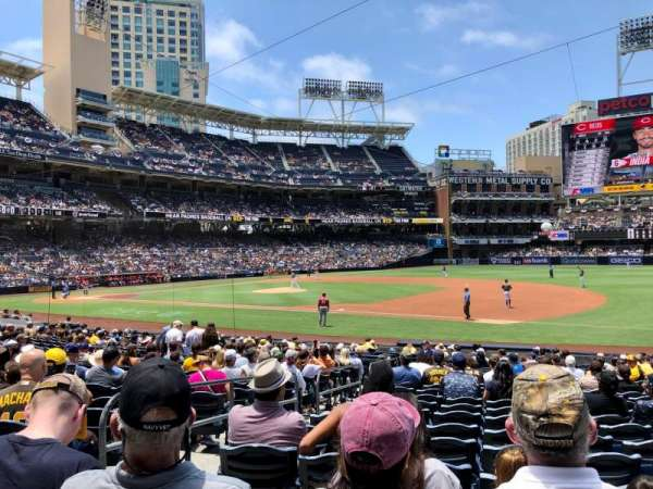 PETCO Park, section: 113, row: 24, seat: 3