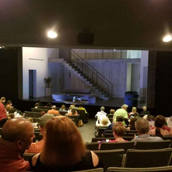 Laura Pels Theatre, section: Orch, row: Q, seat: 6