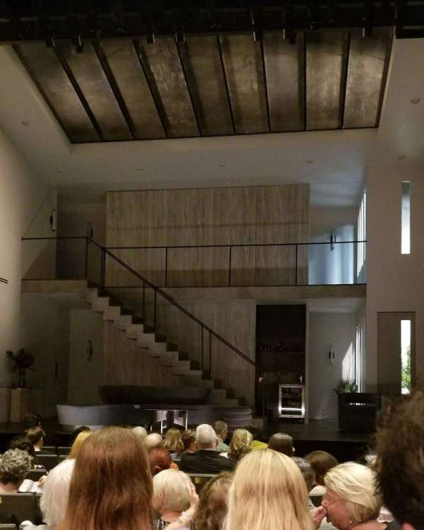 Laura Pels Theatre, section: Orch, row: J, seat: 104