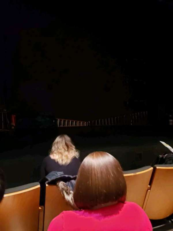 The Irene Diamond Stage at The Pershing Square Signature Center, section: Orch, row: C, seat: 103