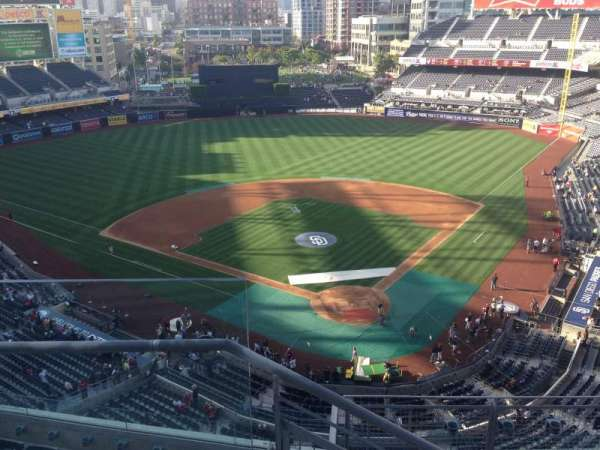 PETCO Park, section: 302, row: 9, seat: 19