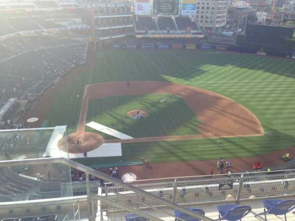 PETCO Park, section: 309, row: 9, seat: 1