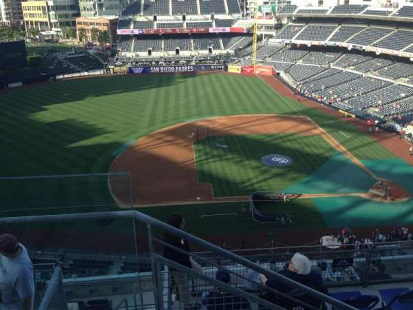 PETCO Park, section: 312, row: 9, seat: 24