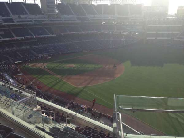 PETCO Park, section: 321, row: 10, seat: 11