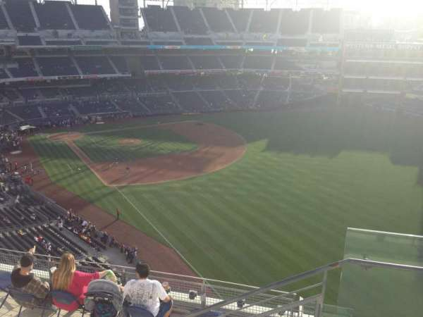 PETCO Park, section: 325, row: 10, seat: 24