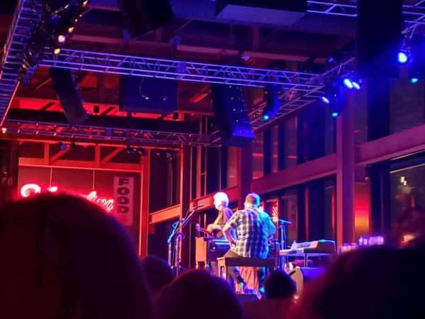 Musikfest Cafe, section: 500, row: H, seat: 16
