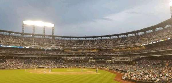 Citi Field, section: 135, row: 7, seat: 11