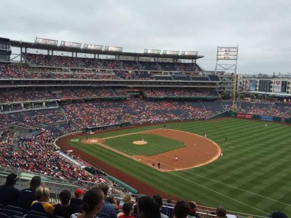 Nationals Park, section: 224, row: N, seat: 11