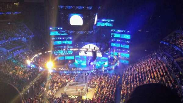 Amway Center, section: 216, row: 10, seat: 8