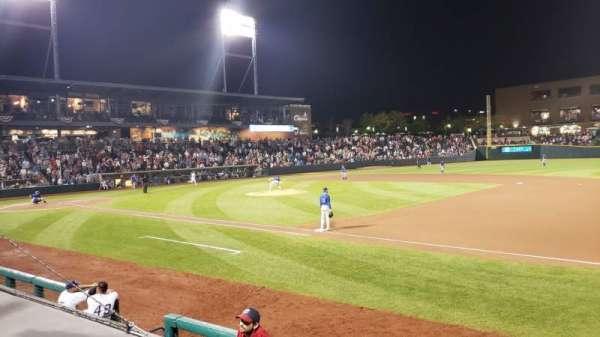 Huntington Park, section: 5, row: 5, seat: 14