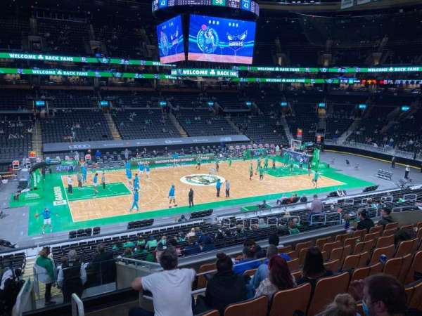 TD Garden, section: Club 145, row: H, seat: 12