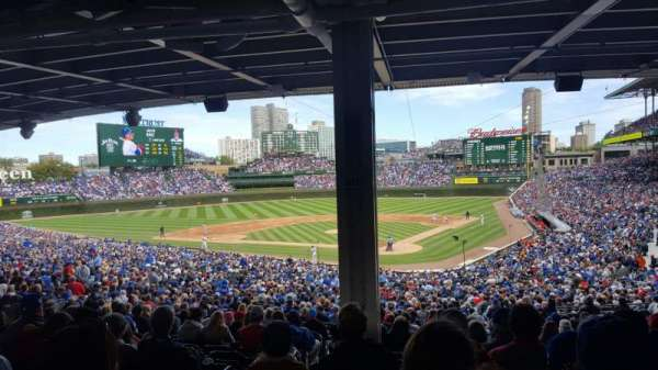 Wrigley Field, section: 219, row: 15, seat: 3