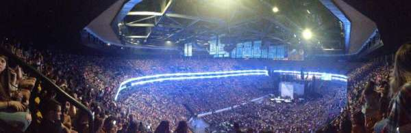 TD Garden, section: Bal 305, row: 12, seat: 23