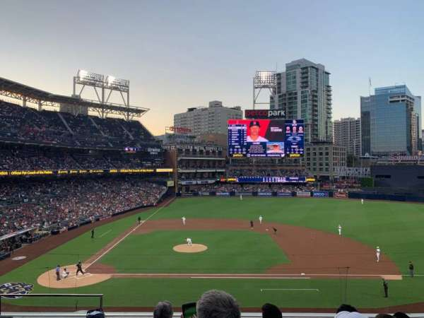 PETCO Park, section: 207, row: 5, seat: 3