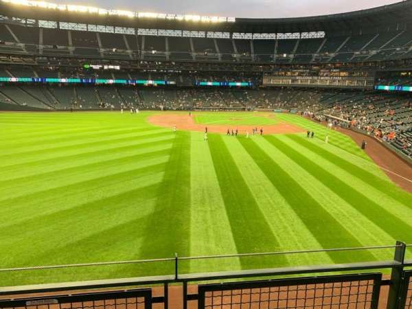 T-Mobile Park, section: 183, row: 1, seat: 15