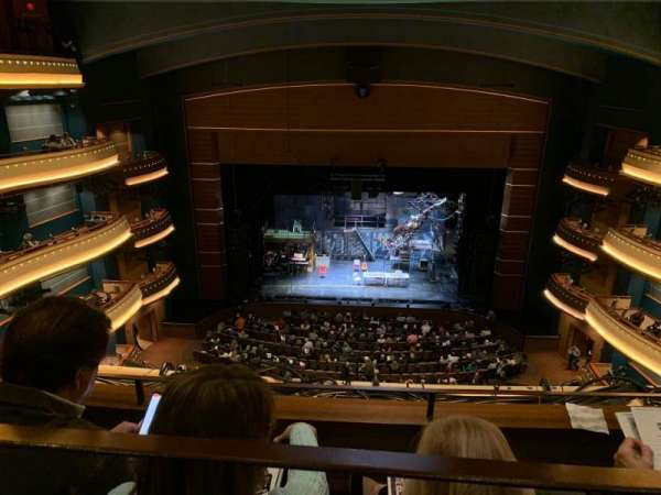 Mead Theatre at the Schuster Center, section: Upper Balcony Left, row: BB, seat: 130