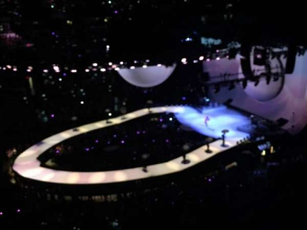 At&t Center, section: 224, row: 5, seat: 16,17