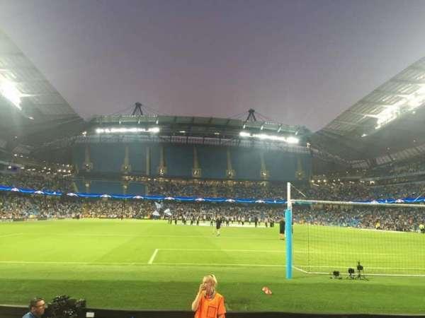 Etihad Stadium (Manchester), section: 137, row: D, seat: 1040