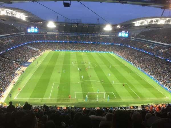 Etihad Stadium (Manchester), section: 316, row: CC, seat: 441