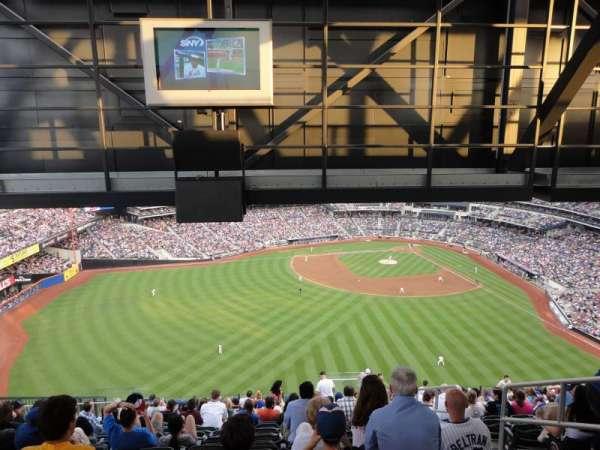 Citi Field, section: 538, row: 17, seat: 6