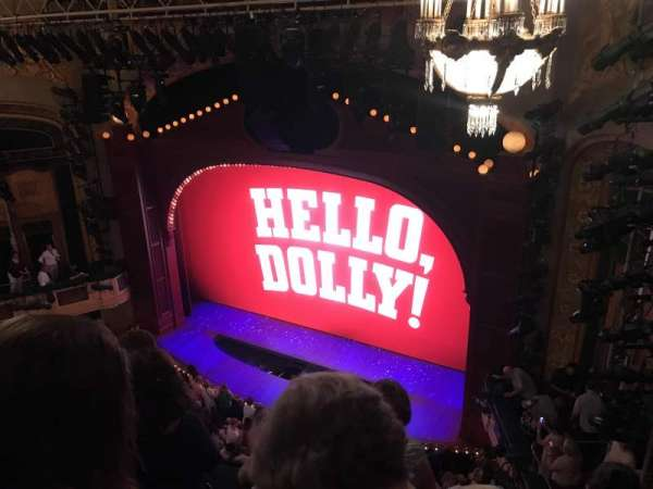 Shubert Theatre, section: Balcony, row: D, seat: 18