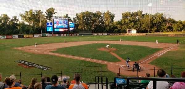 Jimmy John's Field, section: 105, row: 9, seat: 1