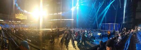Mohegan Sun Arena at Casey Plaza, section: 103, row: C, seat: 16