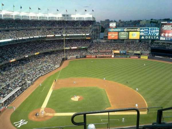 Yankee Stadium, section: 417, row: 5, seat: 1
