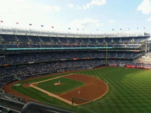 Yankee Stadium, section: 312, row: 4, seat: 17