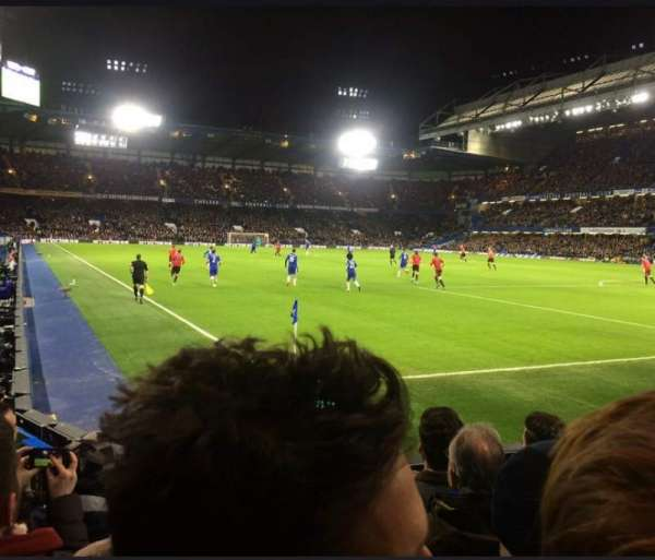 Stamford Bridge, section: Shed End Lower 6, row: 8, seat: 185