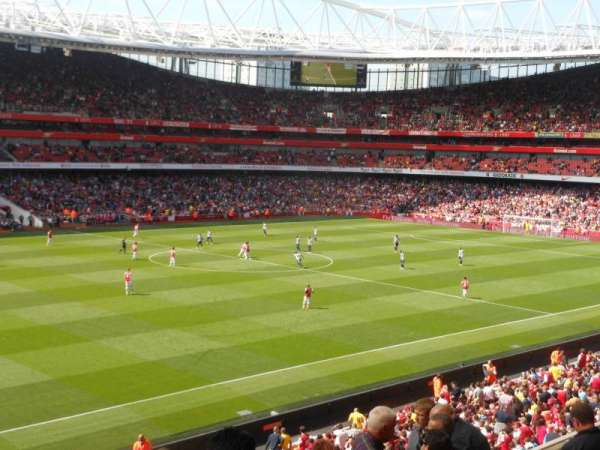 Emirates Stadium, section: Block 66, row: 8, seat: 577