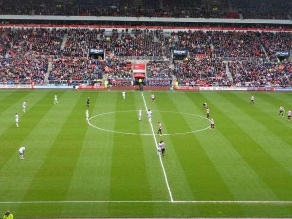 Stadium Of Light, section: Block U5, row: 41, seat: 407